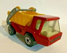 Matchbox Superfast n° 37 SKIP TRUCK 1976 Camion scarrabile Lesney Product