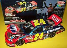 Jeff Gordon 2007 Dupont #24 Talladega Win Raced Chevy 1/24 NASCAR Diecast New