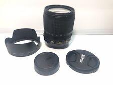 Nikon AF-S DX NIKKOR 18-105mm f/3.5-5.6G ED VR Lens (EX) Great Condition