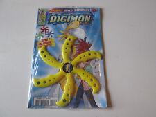 DIGIMON 42 .PANINI COMICS . avec jouet   .NEUF