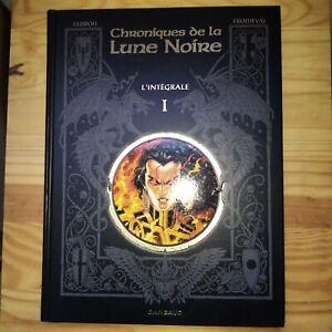 Chroniques De La Lune Noire Intégrale Tome 1