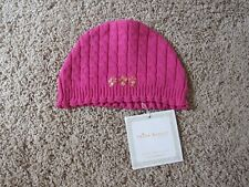 Trish Scully Hot pink Jungle Monkey sweater hat NWT XL