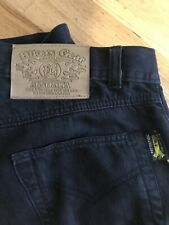 Draggin Kevlar lined Black Motorcycle Jeans size 30