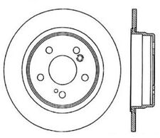 Disc Brake Rotor-Base Rear Right Stoptech 126.35012CSR