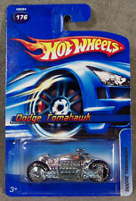 Hot Wheels ~ Dodge Tomahawk ~ Silver