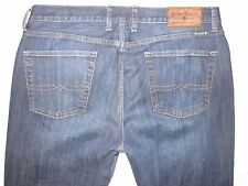 Lucky Brand 361 Vintage Straight Tag 34/30 Actual Size 36 X 24 1/2 Men's Jeans