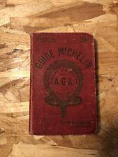 Guide Michelin 1904 , 5eme édition