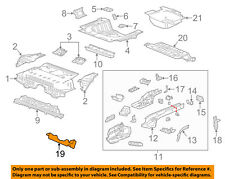 GM OEM Rear Body-Air Guide Right 95330354