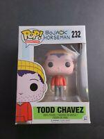 Funko Pop Animation TODD CHAVEZ Vinyl Figure 232 Bojack Horseman