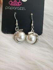 Women's Drop Earrings  - Silver