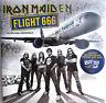 IRON MAIDEN LP x 2 Flight 666 PICTURE DISC Sealed 2013 Heavyweight VINYL
