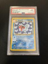Seaking 1st Edition Pokemon Card - 37/64 Neo Revelation - PSA 9 Mint