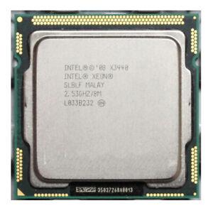 Intel Xeon X3440 2.53GHz/8M 4 Core 8 Thread LGA 1156 CPU (Better than i7 870 860