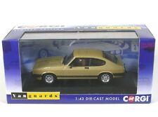 Ford Capri Mk3 3.0 Ghia (oyster gold) LHD (France)