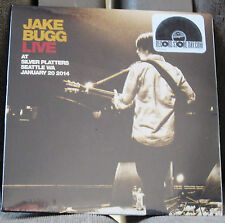 """Jake Bugg """"Live at Silver Platters, Seattle"""" *RSD* CD NEW/SEALED *2014*"""