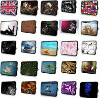 """New 17"""" inch 17.3"""" 17.4"""" Laptop Notebook Soft Sleeve Bag Case Cover Dual Zipper"""
