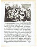 1825 Saint Jacques S. Marien et leurs compagnons Martyrs en Numidie (Lambèse)
