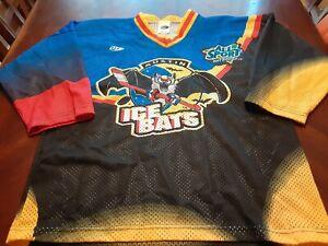 Austin Ice Bats Authentic Jersey WPHL S nwot older Jersey