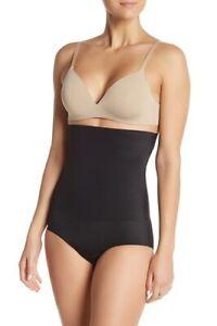 Skinnygirl NWT Black Shaping Sonic Edge Black Shapewear Size L