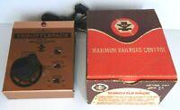 MRC Maximum Railroad Control Model 500 Throttle Pack HO Train Control