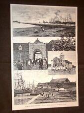 Guerra Ispanico - Americana nel 1898 Cavite e Manilla o Manila