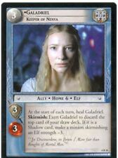 Lord Of The Rings CCG Card EoF 6.R18 Galadriel, Keeper Of Nenya