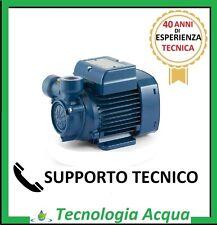 ELETTROPOMPA PQm 60 GIRANTE PERIFERICA POMPA PEDROLLO PQ HP 0.5 v220  AUTOCLAVE