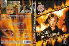 FENOMENI PARANORMALI INCONTROLLABILI (1984) dvd ex noleggio