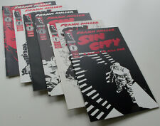 Sin City: A Dame to Kill For #1-6 complete 1993 Dark Horse near mint