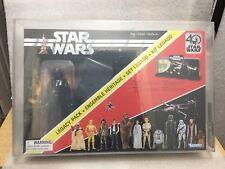 2017 Star Wars Black Series Darth Vader 40th Anniversary Legacy Pack AFA U8.5