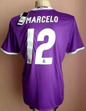 Real Madrid 2016 - 2017 Away football Adidas shirt #12 Marcelo