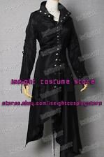 Harry Potter Costume Nymphadora Tonks Coat Jacket Cape Black * Good Tailor Made