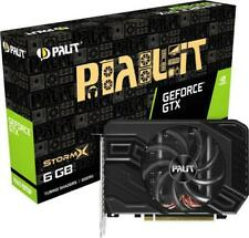 Palit GeForce GTX 1660 SUPER StormX, 6 GB GDDR6, DVI, HDMI, DP Grafikkarte