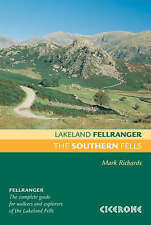 The Southern Fells (Lakeland Fellranger), Very Good Condition Book, Richards, Ma