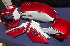Honda CB750F, CB900F, CB1100F, CB900, CB1100, tank, tail, paint job, restoration