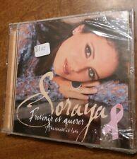 SORAYA Prevenir es guerer: Awareness is Love BREAST CANCER AWARENESS CD 2002