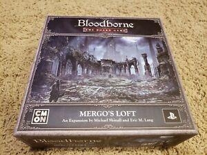 New Bloodborne The Boardgame: Mergo's Loft CMON Expansion