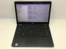 "New listing *Grade B* Dell Latitude 7470 Qhd Touch 14"" Laptop 2.6Ghz i7 512Gb Nvme 8Gb Ram"