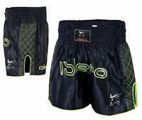 EVO Muay Thai Fight Shorts MMA Kick Boxing Grappling Martial Arts Gear UFC