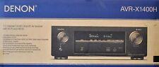 Denon AVR-X1400H 7.2-Kanal AV-Receiver HEOS Dolby Atmos dtsX 7x 145 W -Neu & OVP