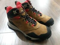 Timberland Garrison Trail Waterproof Mid Hiker Suede Trail Boot Men's Size 9.5