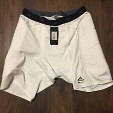 Adidas Tech Fit Athletic sliding padded athletic shorts size 3XL