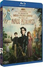 El Hogar de Miss Peregrine para Niños Peculiares (Blu-ray, 2017)