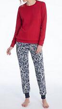 CALIDA Pyjama Weihnachten 36-38 Indigo Mood 45130