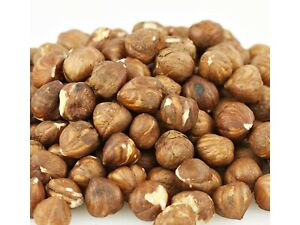 5 POUND Shelled Raw Filberts Hazelnuts Snack Fresh Sealed Package
