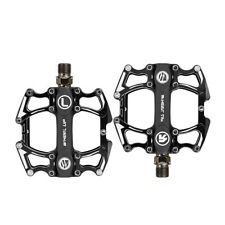 A Pair Bicycle Bearing Pedals with Anti-slip nail for Mountain Road Bike MTB