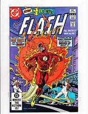 """FLASH #312  [1982 FN-VF]  """"DEAD HEAT FOR A SCARLET SPEEDSTER!"""""""