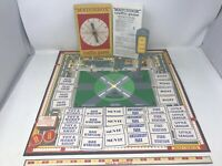 MATCHBOX Traffic Game 1968 #FB-5 Has Everything Except Cars NO CARS Board Game