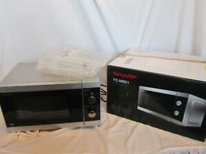 Sharp YC-MS01 Microwave Oven 800W