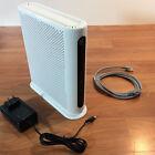 Motorola Cable Modem plus Router 16x4 686 Mbps AC1900 Wi-Fi - White - MG7550